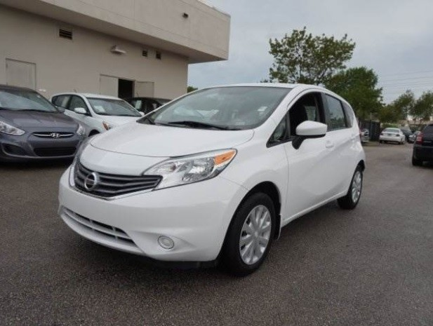 driver s auto mart used car of the week 2016 nissan versa note sv. Black Bedroom Furniture Sets. Home Design Ideas