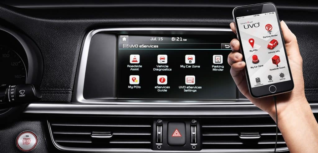 kia uvo and infortainment systems drivers auto mart