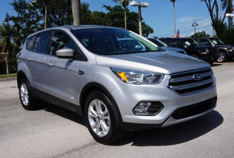 2017 ford escape drivers automart