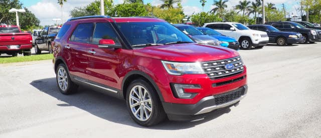 2017 Ford explorer drivers automart