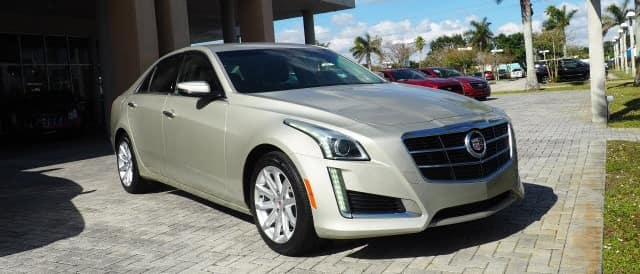 2014 cadillac cts drivers automart