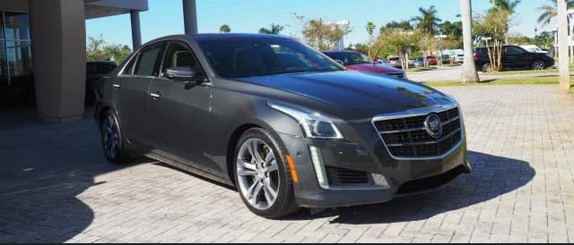 2014 cadillac cts sport drivers automart