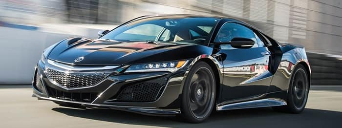 2017 acura nsx drivers automart