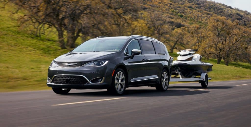 Drivers Automart Used 2017 Pacifica Toruing L