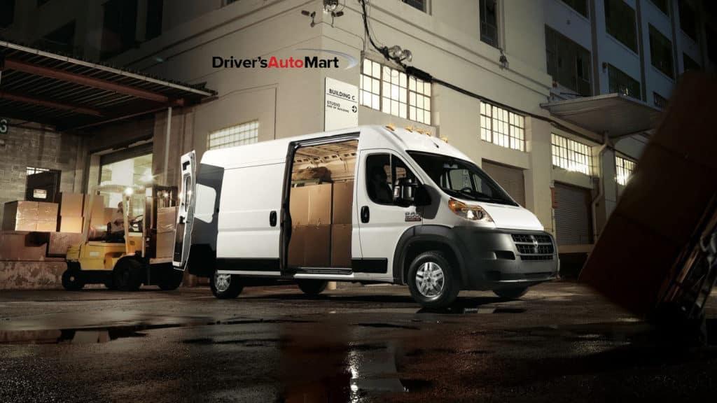 Drivers Automart 2018 Ram Promaster Cargo Van