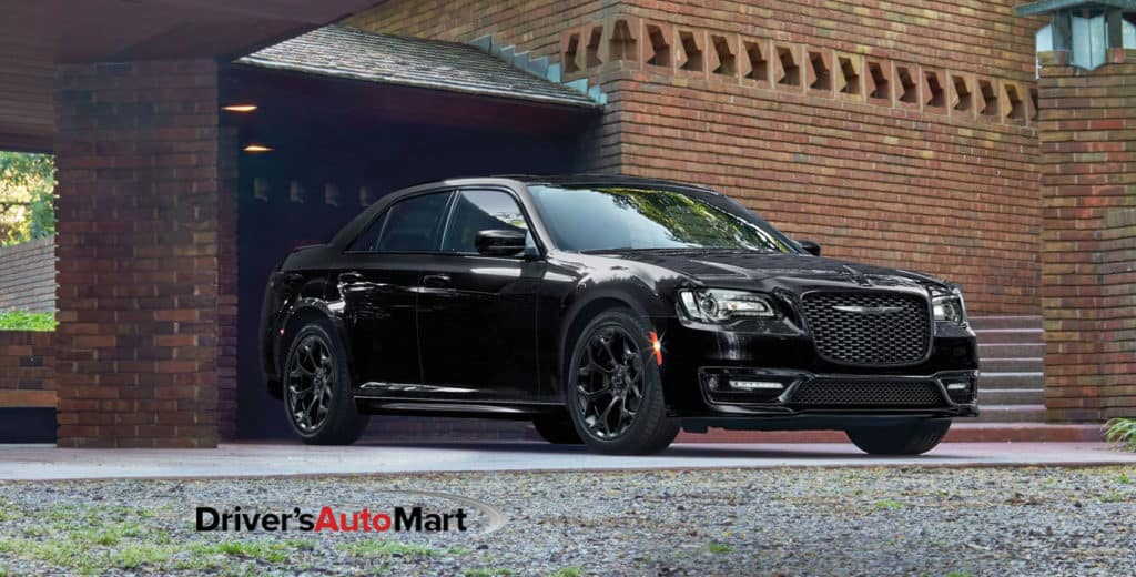 Drivers Automart Used Car 2017 Chrysler 300