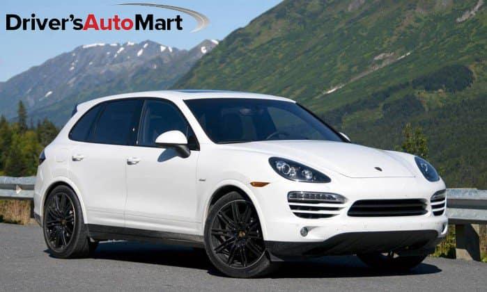 Drivers Auto 2016 Porsche Cayenne GTS