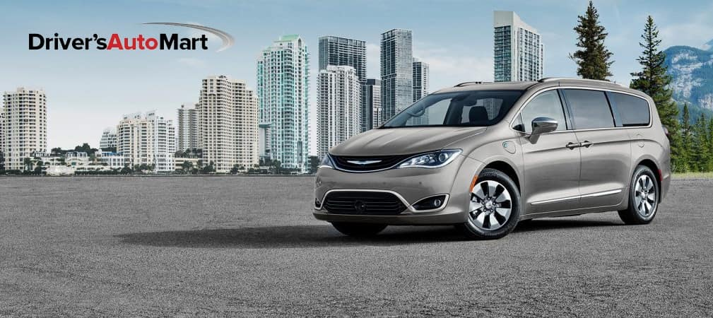 Drivers Automart Used 2017 Chrysler Pacifica Touring
