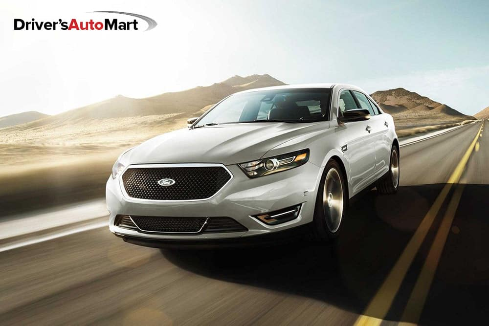 Drivers Auto 2017 Ford Taurus Limited