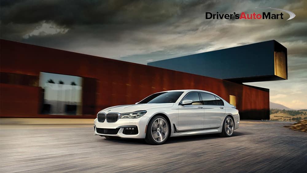 Drivers Used 2018 BMW 7 Series Sedan