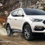Drivers Auto 2017 Hyundai Santa Fe Sport