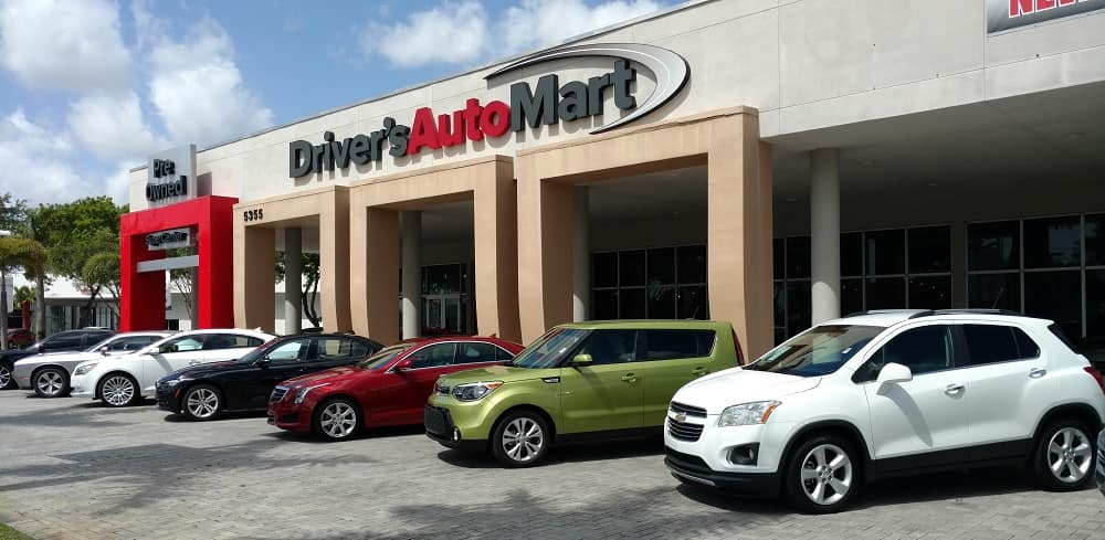 pre owned vehicles drivers auto mart