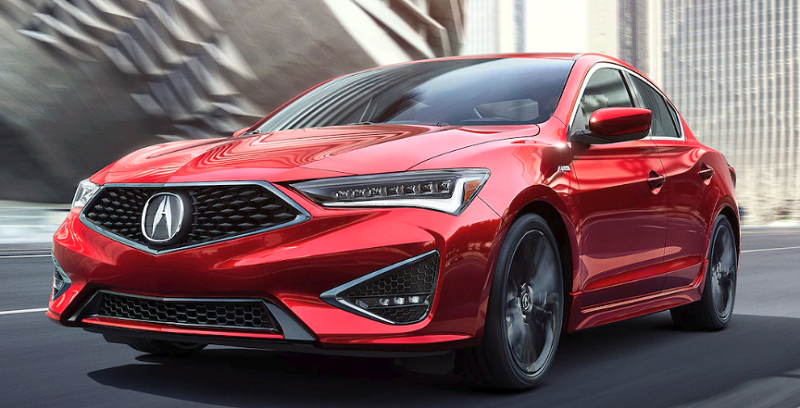2019 acura ilx sports sedan drivers automart