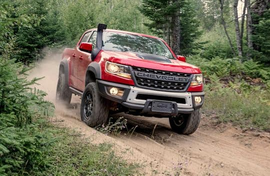 2019 chevy colorado zr2 drivers automart