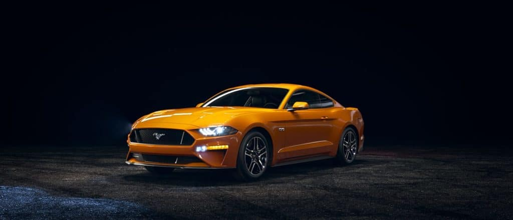 Driver's Auto Mart 2018 Refreshed Ford Mustang