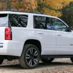 2018 Chevy Tahoe Driver's Auto Mart