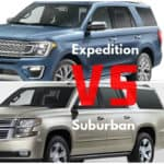 Drivers Auto Mart Chevy Suburban VS Ford Expedition