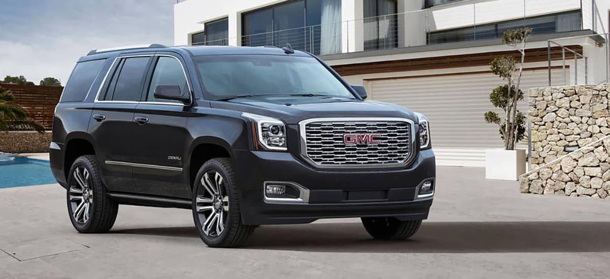 2018 GMC Yukon XL Drivers