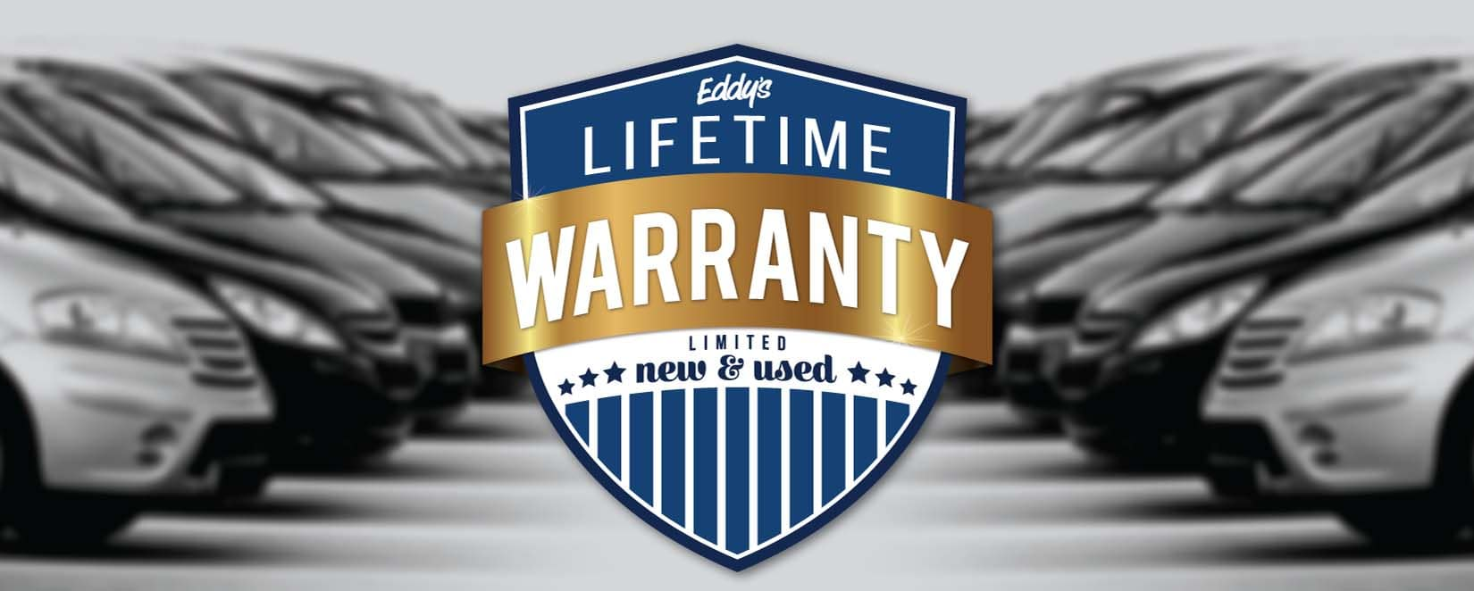 Lifetime Warranty Banner
