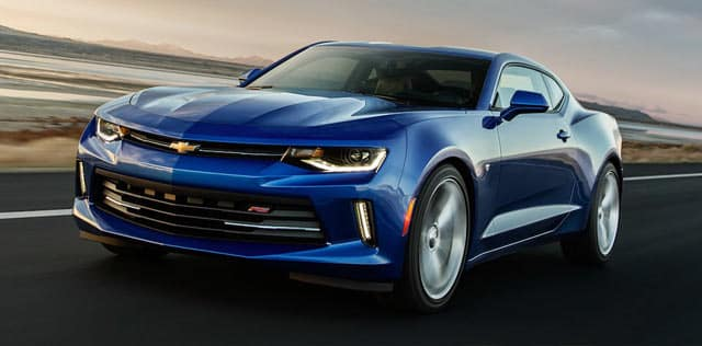 Compare 2018 Chevrolet Camaro Vs Dodge Challenger Review Antioch Tn