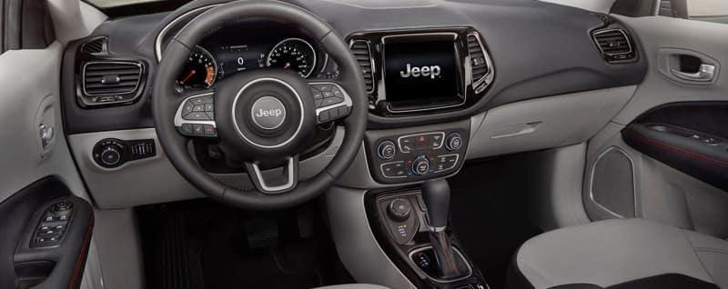 2018 Jeep Compass Interior