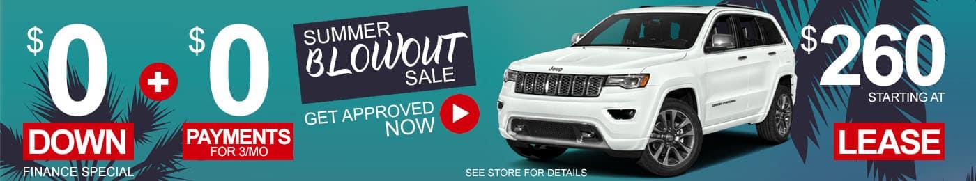 Jeep Grand Cherokee Sale