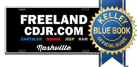 Kelley Blue Book Jeep >> Freeland Chrysler Dodge Jeep Ram Chrysler Dodge Jeep