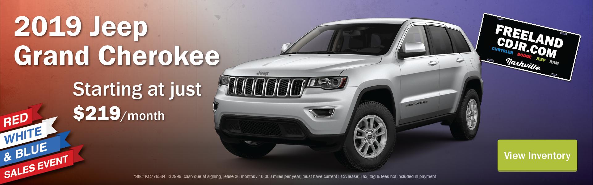 Jeeps For Sale In Tn >> Freeland Chrysler Dodge Jeep Ram Chrysler Dodge Jeep Ram Dealer