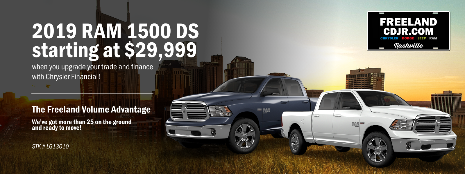 RAM 1500 DS special
