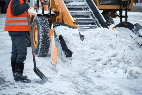 Snow Removal near Rochester, NY
