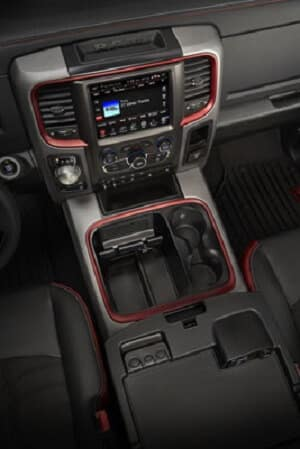 2018 Ram 1500 Interior Penn Yan NY | Friendly Dodge Chrysler Jeep Ram