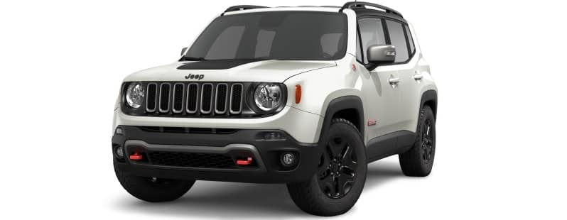 2018 Jeep Renegade Alpine White