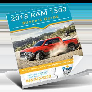 2018 RAM 1500 Buyer's Guide