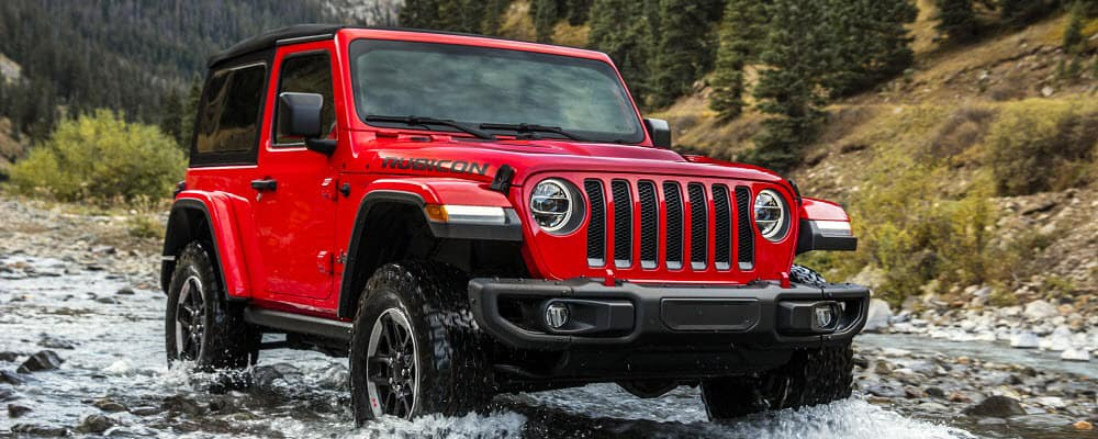 2019 Wrangler Wins Motortrend SUV of the Year