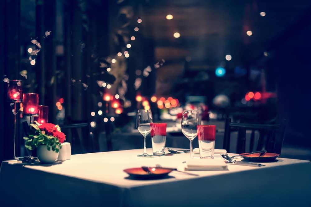 Valentine's Dinners near Geneva NY