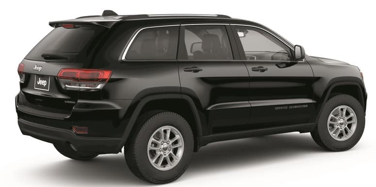 Jeep Grand Cherokee Laredo Trim Level