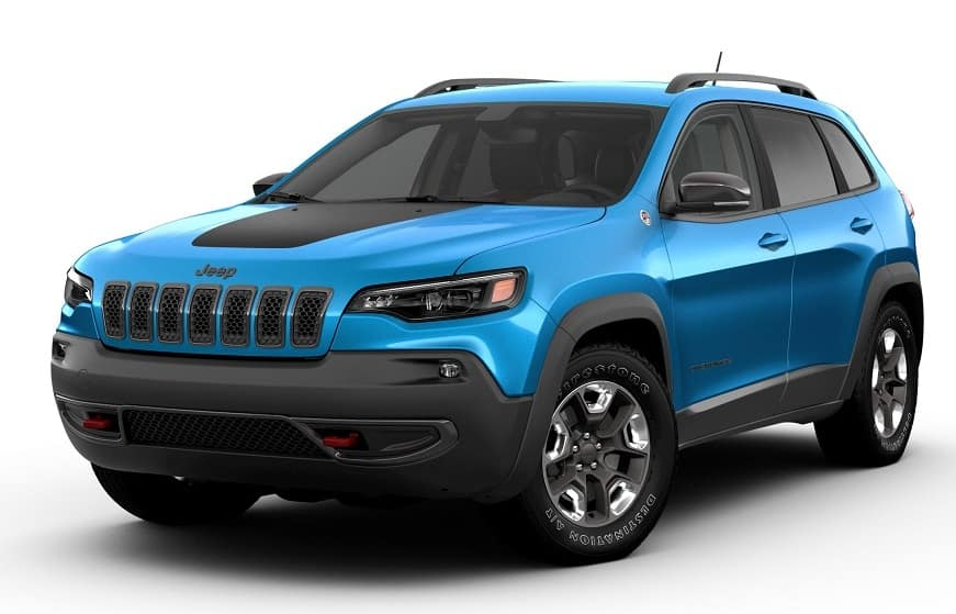 Jeep Cherokee Inventory