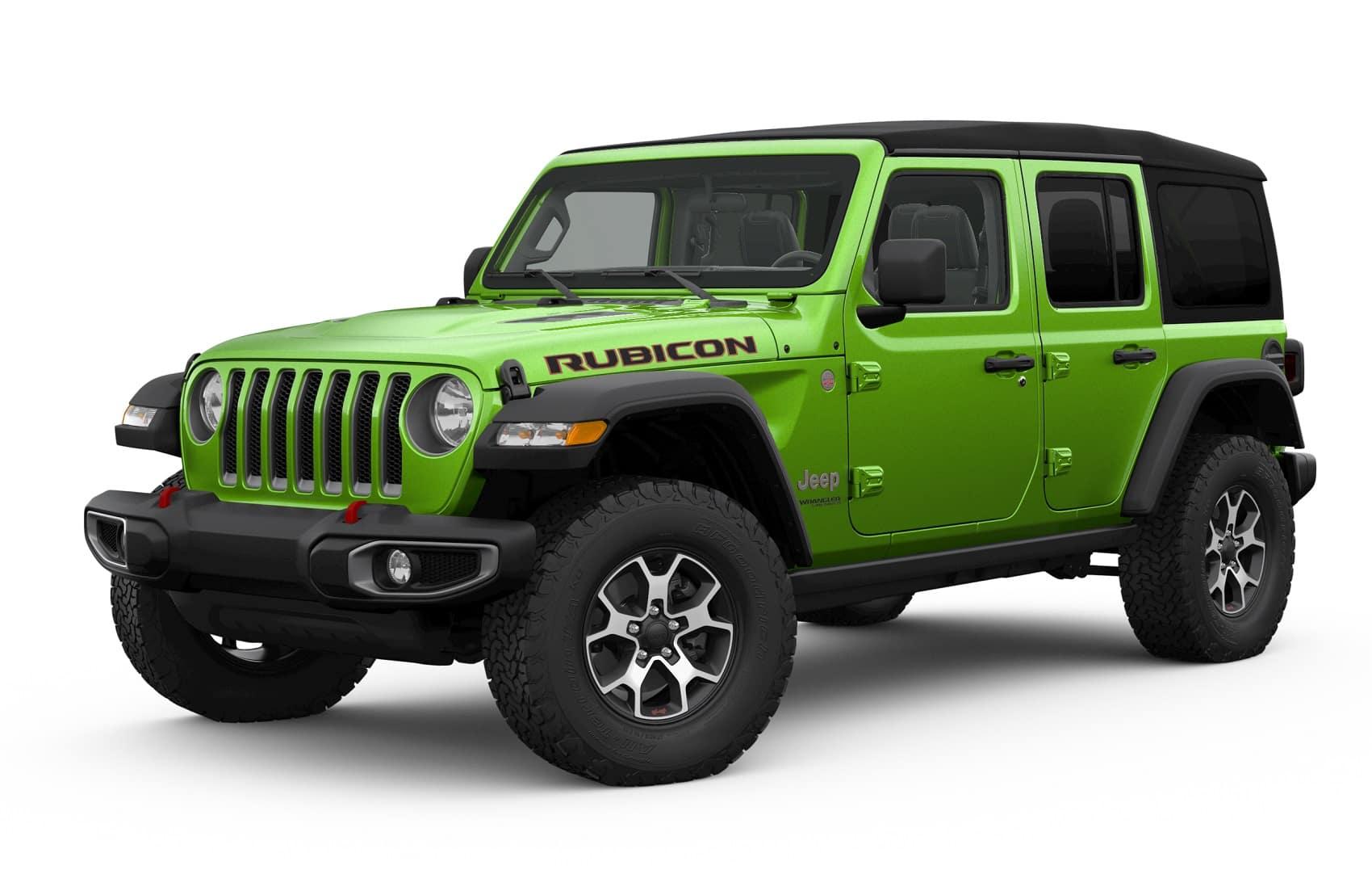 Jeep Wrangler Mojito