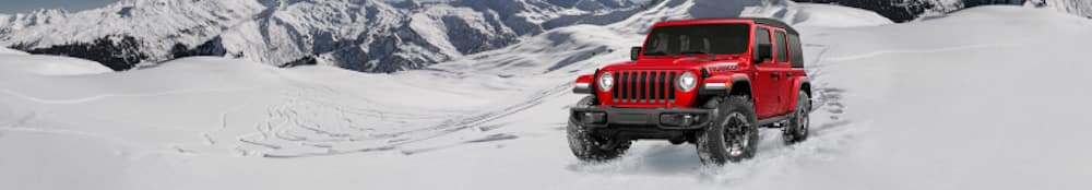 Jeep Wrangler Research from Friendly DCJR