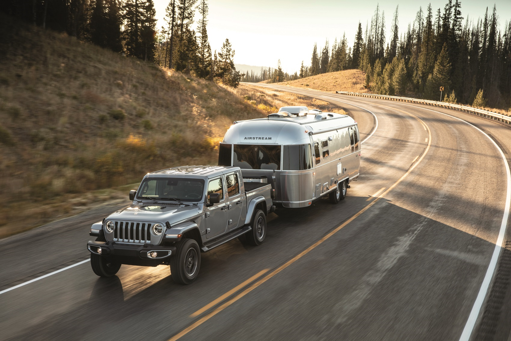 2020 Jeep Gladiator Towing and Payload