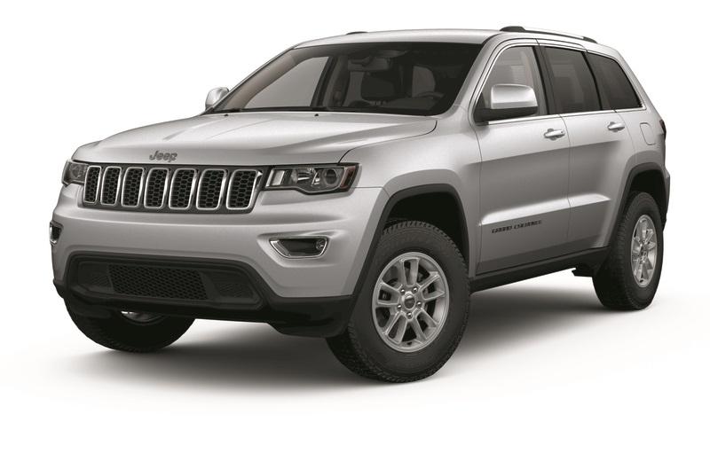 Jeep Grand Cherokee Silver