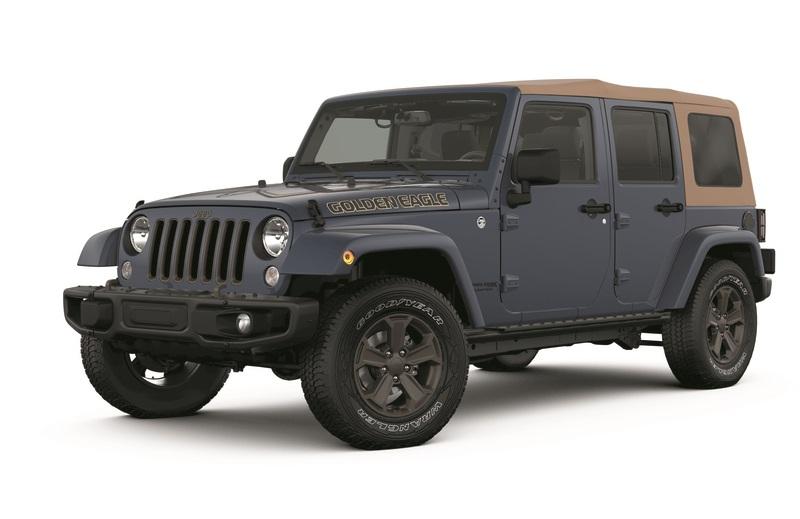 Jeep Wrangler Specs