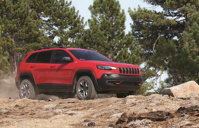 2019 Jeep Cherokee Off-Road