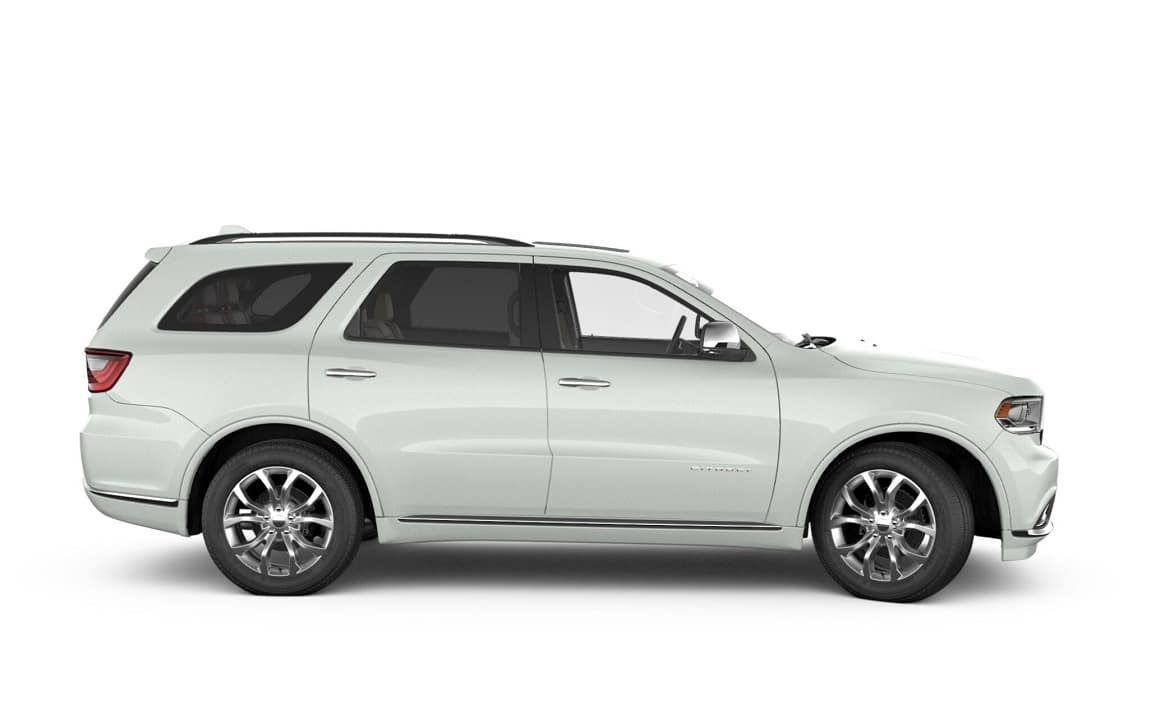 Dodge Durango White