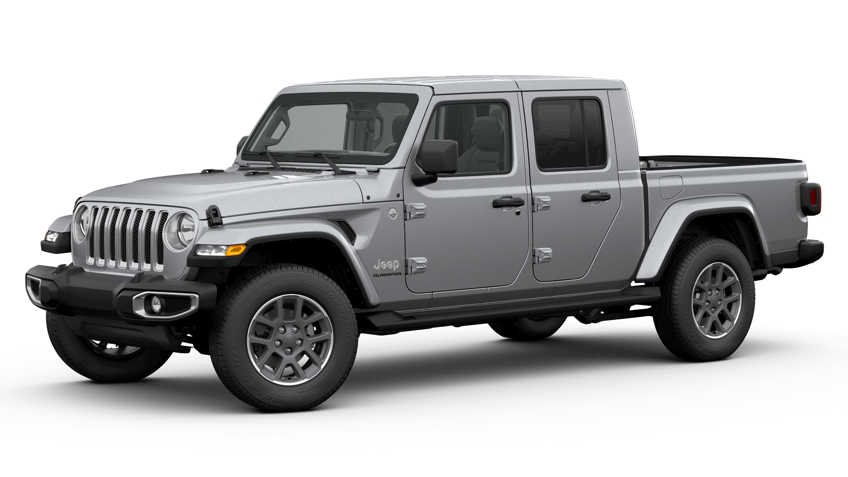 Jeep Gladiator Silver