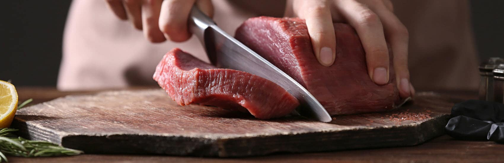 Butchering Meat