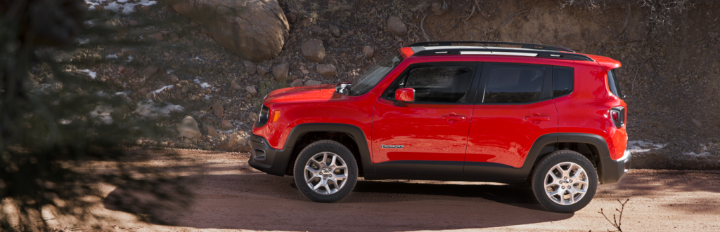 Jeep Renegade Research