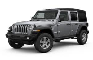 Jeep Wrangler Sport Canandaigua NY