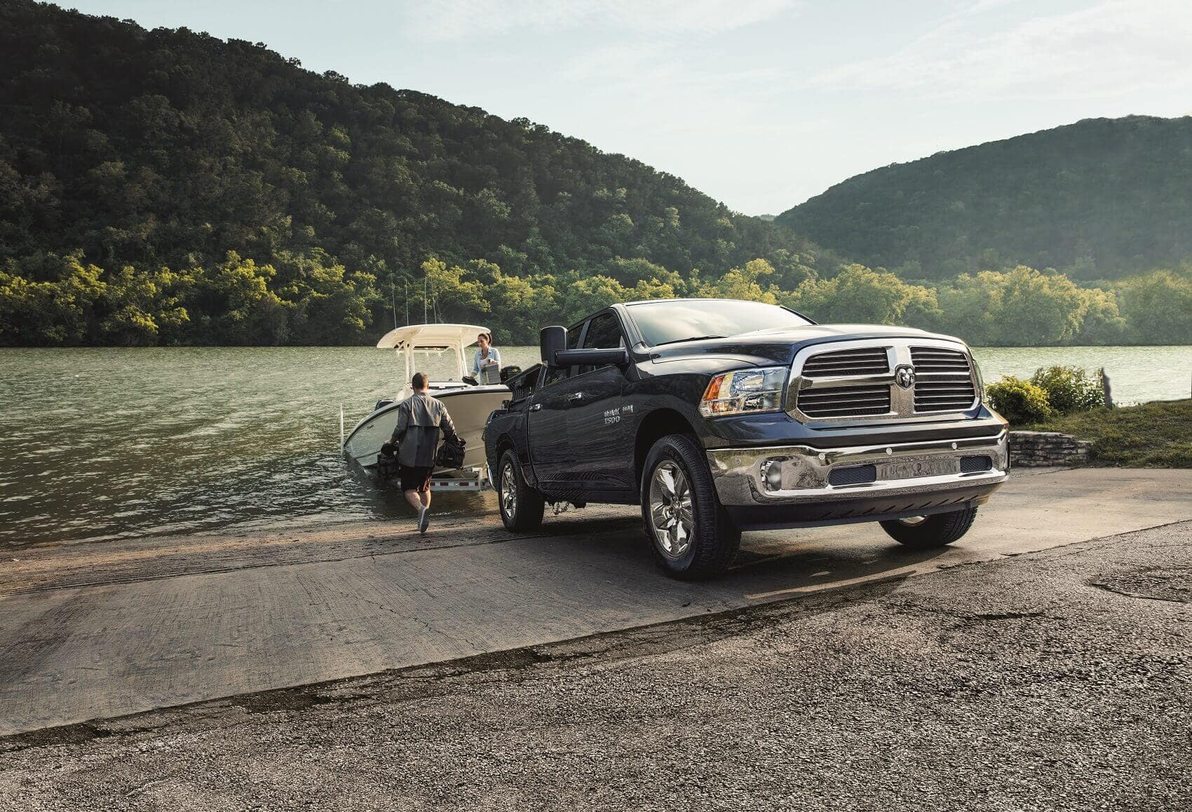 Used RAM 1500 Towing