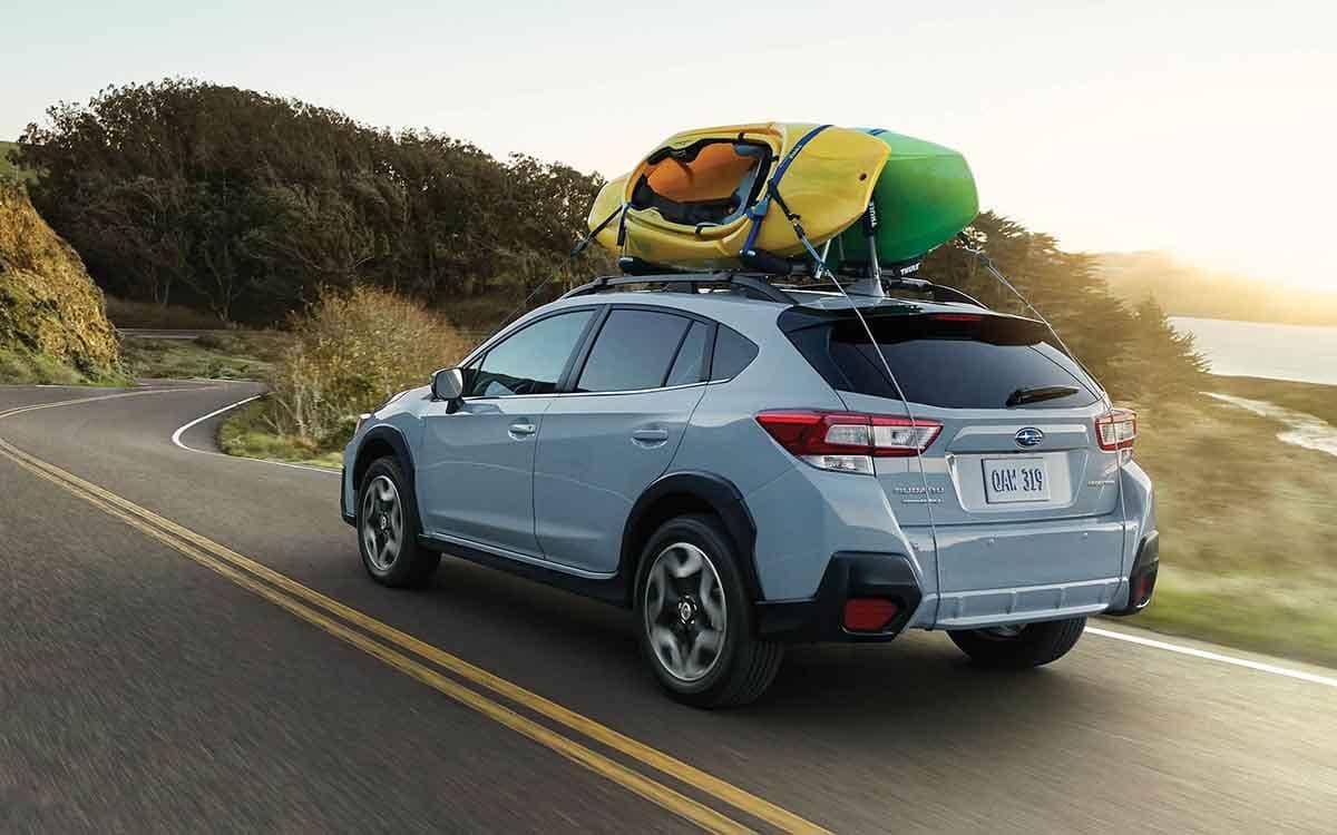 2018 Subaru Crosstrek Exterior Roof Rack